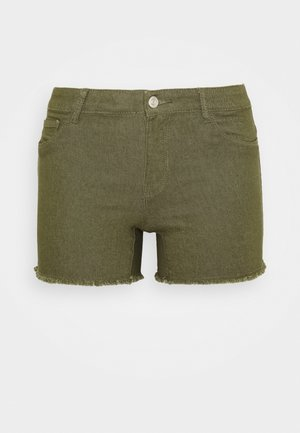 ONLSUN  - Denim shorts - kalamata