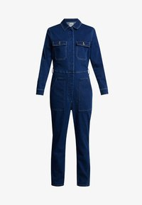 ONLY - ONLFEXK FOOL BOILER SUIT - Jumpsuit - medium blue denim - 3