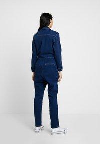 ONLY - ONLFEXK FOOL BOILER SUIT - Jumpsuit - medium blue denim - 2