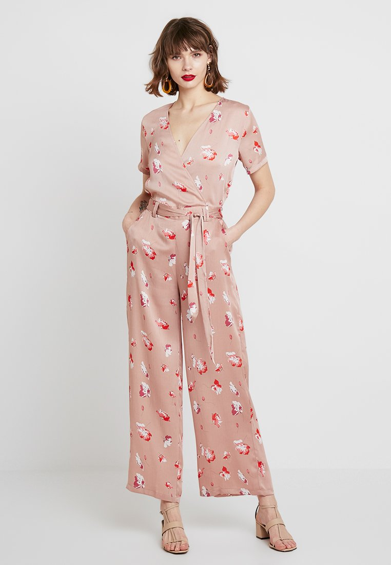 ONLY - ONLGIZA - Overall / Jumpsuit /Buksedragter - adobe rose