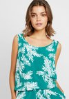 ONLY - ONLNOVA PLAYSUIT - Jumpsuit - cadmium green