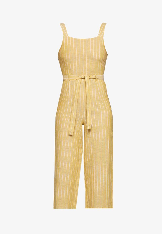 ONLCANYON STRAP CROP - Jumpsuit - golden spice