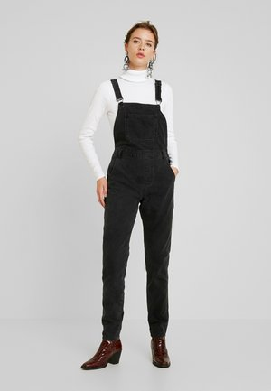 ONLMETTE OVERALL - Salopette - black denim