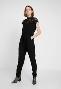 ONLY - ONLMILA LUX SOLID - Overal - black - 0