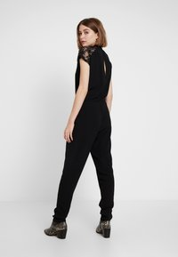 ONLY - ONLMILA LUX SOLID - Overal - black - 2