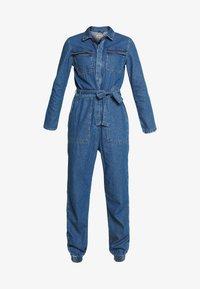 ONLY - ONLSISSY BOILER BELT SUIT - Jumpsuit - medium blue denim - 3