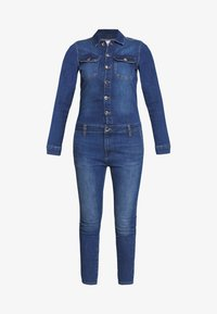 ONLY - ONLCALLI - Combinaison - medium blue denim - 3