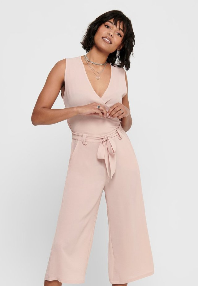 JUMPSUIT WICKEL - Mono - rose smoke