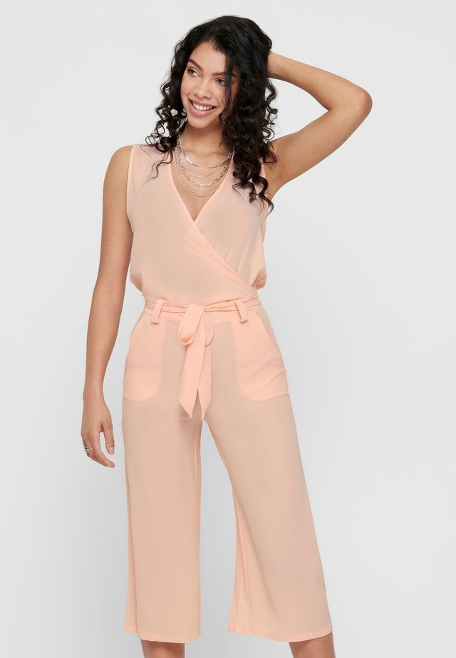 JUMPSUIT WICKEL - Mono - tropical peach