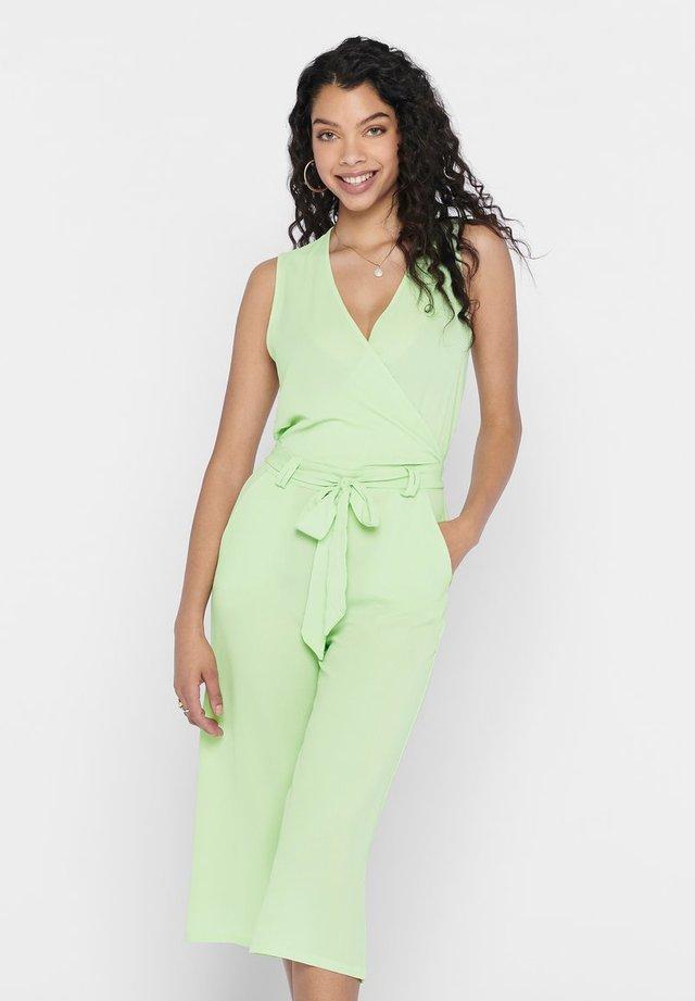 JUMPSUIT WICKEL - Mono - pastel green