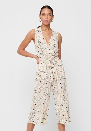 WICKEL - Tuta jumpsuit - off-white