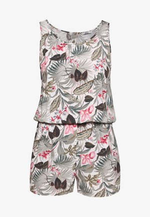 ONLNOVA LIFE PLAYSUIT - Mono - cloud dancer
