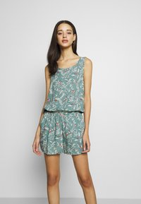 ONLY - ONLNOVA LIFE PLAYSUIT - Jumpsuit - chinois green - 0