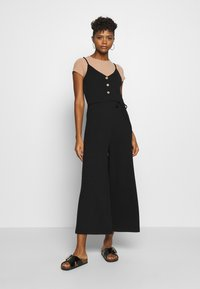 ONLY - ONLSHIRLEY - Overal - black - 0