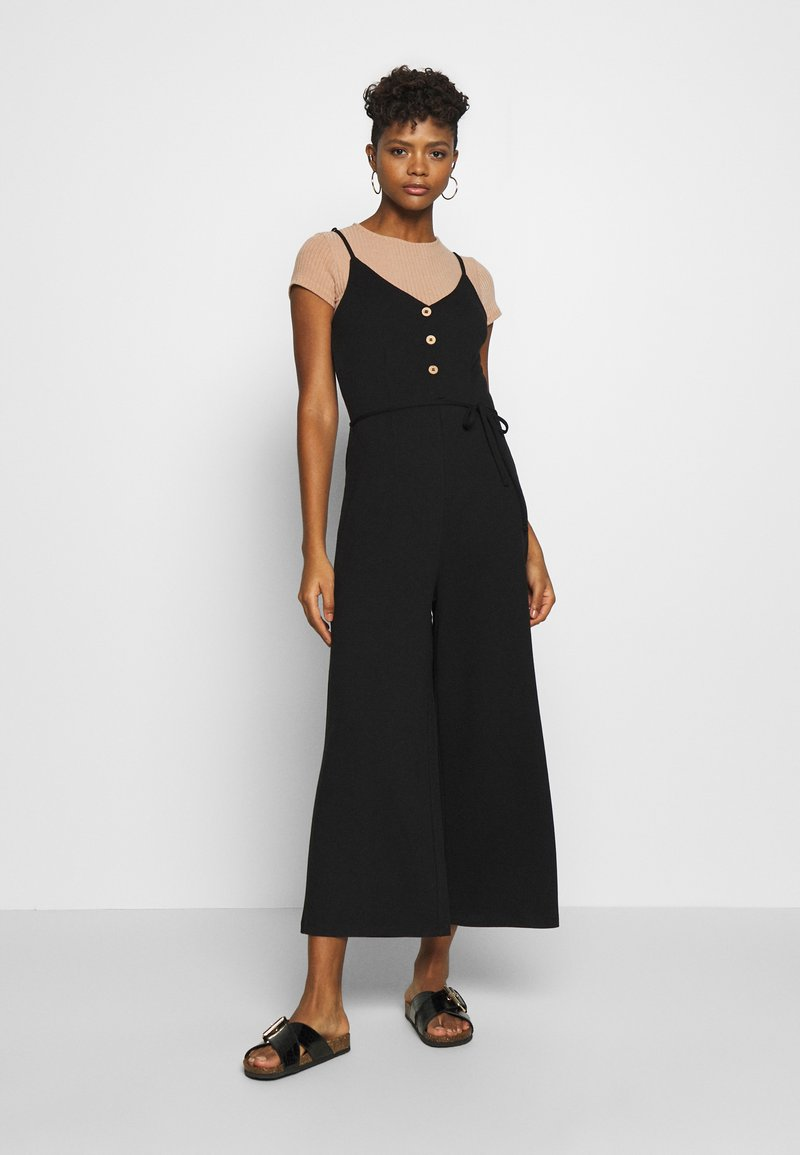 ONLY - ONLSHIRLEY - Overal - black