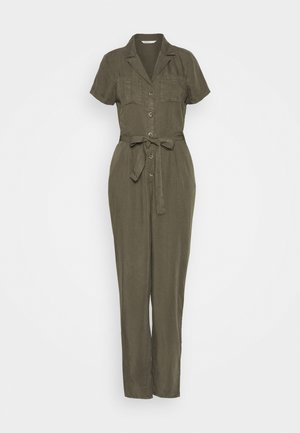 ONLMARY LIFE LONG - Jumpsuit - martini olive