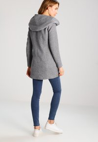 ONLY - Cappotto classico - light grey melange - 2