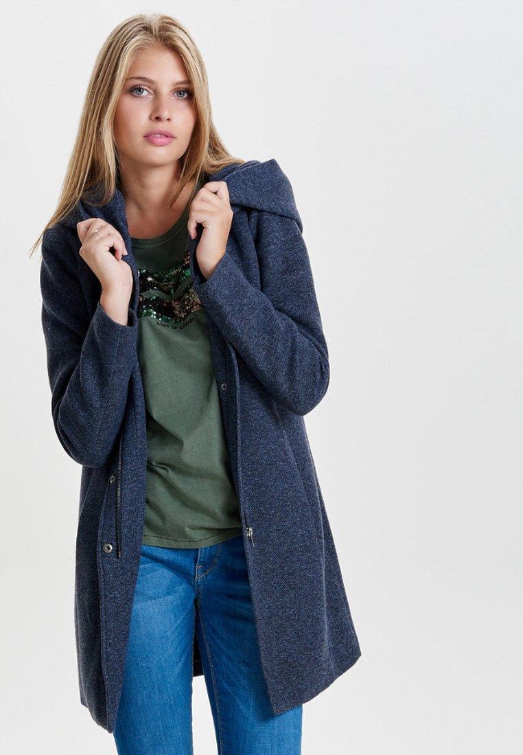 ONLY - ONLSEDONA - Short coat - dark blue