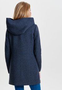 ONLY - Kåpe / frakk - dark blue - 2