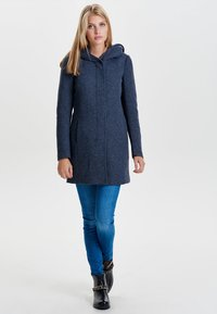 ONLY - Kåpe / frakk - dark blue - 1
