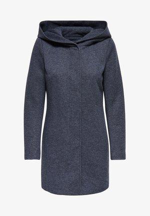 Zimní kabát - dark blue