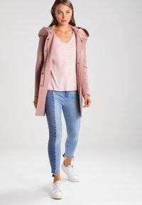 ONLY - Manteau classique - mocha mousse melange - 1