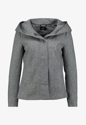 ONLSEDONA SHORT JACKET - Summer jacket - light grey melange
