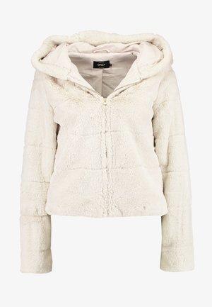 ONLCHRIS - Winter jacket - pumice stone