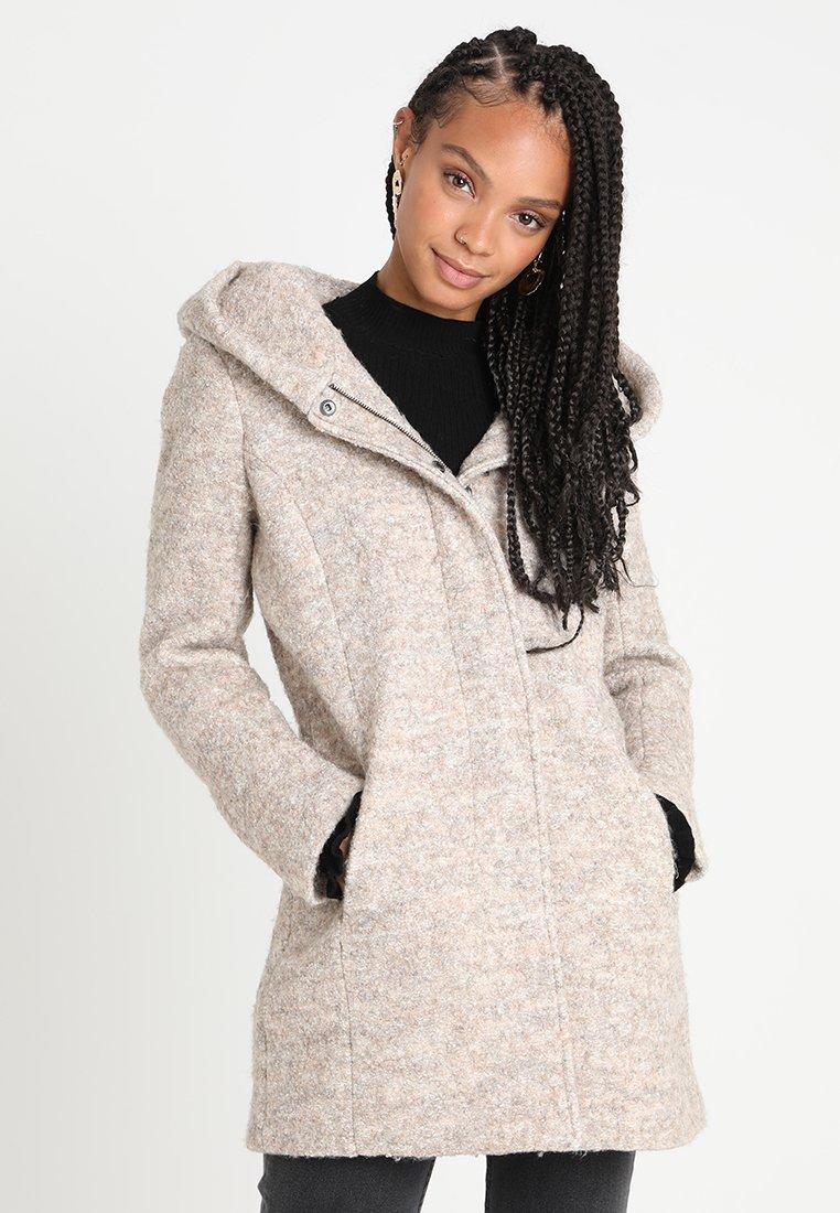 ONLY - ONLSEDONA  - Short coat - beige