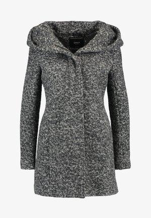 ONLSEDONA  - Short coat - dark grey melange