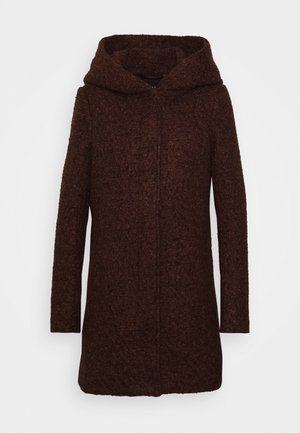 ONLSEDONA COAT - Short coat - chicory coffee melange