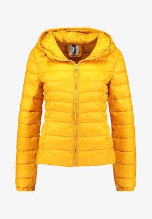 ONLTAHOE  - Giacca invernale - golden yellow