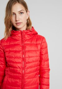 ONLY - ONLTAHOE HOOD  - Light jacket - chinese red - 3