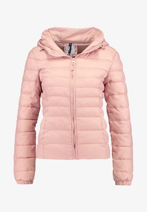 ONLTAHOE  - Winter jacket - misty rose