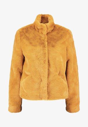 ONLVIDA JACKET - Giacca invernale - golden yellow