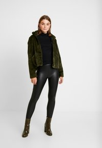 ONLY - ONLVIDA JACKET - Giacca invernale - forest night - 1