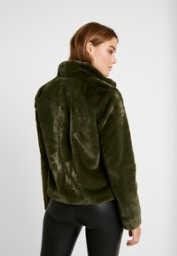 ONLY - ONLVIDA JACKET - Giacca invernale - forest night - 2