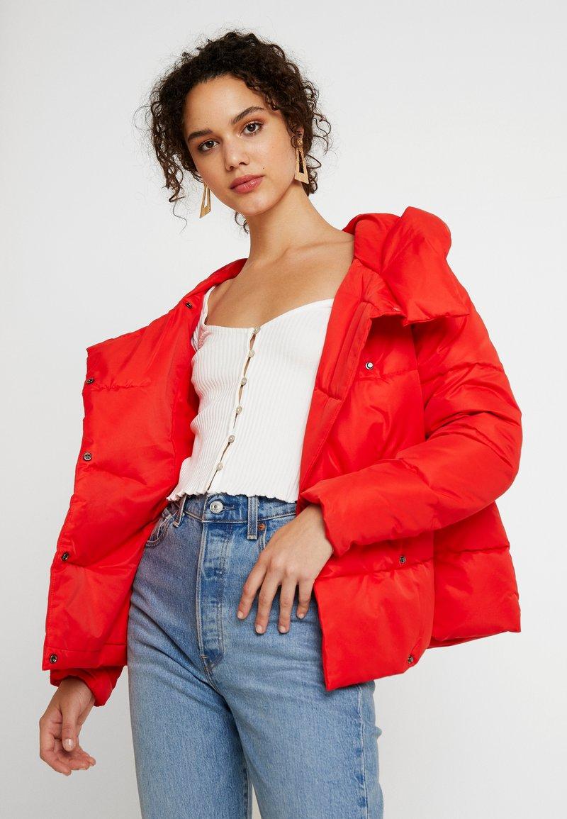 ONLY - ONLJUNE - Winter jacket - fiery red