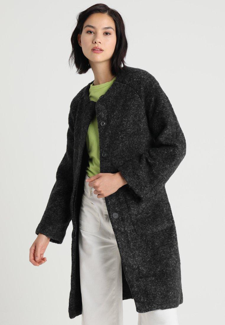 ONLY - ONLISLA CELESTE COAT - Frakker / klassisk frakker - black/melange