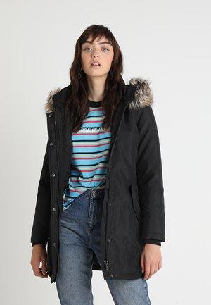 ONLKATY COAT - Abrigo de invierno - black