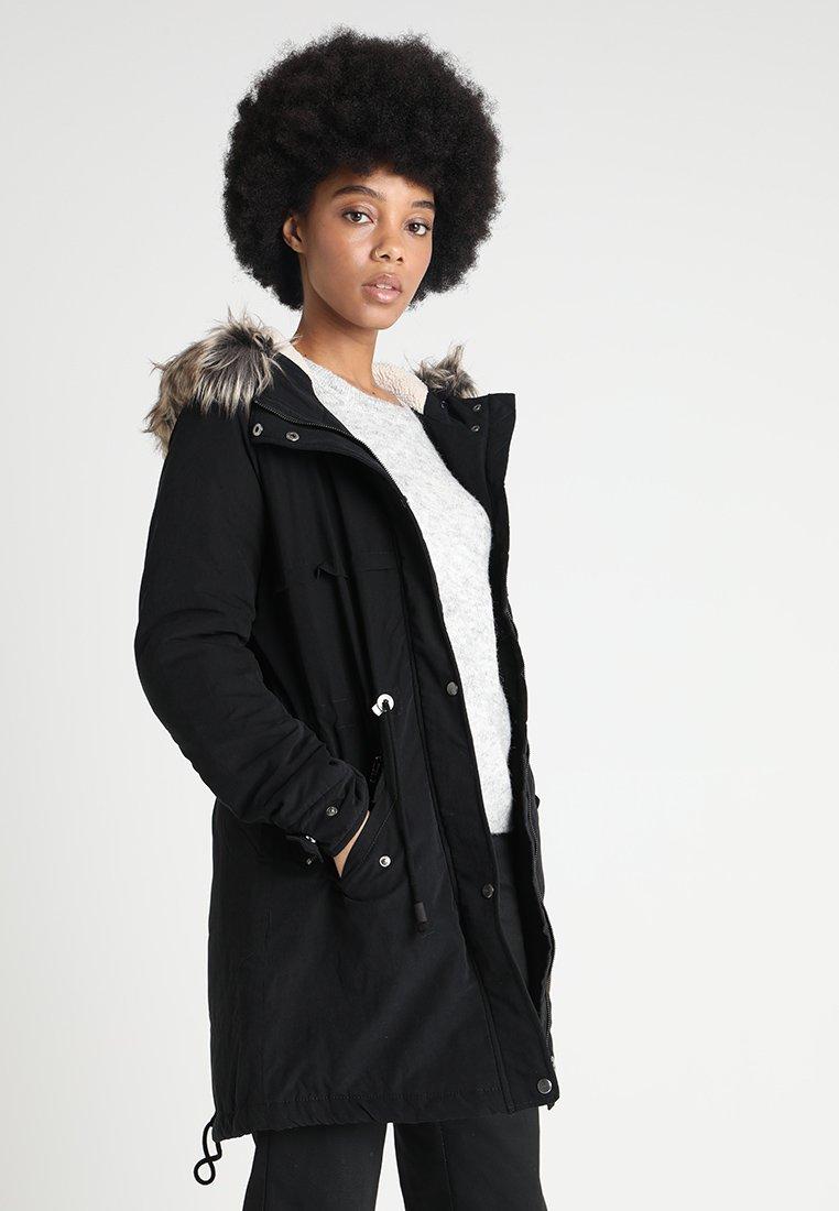 ONLY - ONLSTARLIGHT  - Abrigo de invierno - black