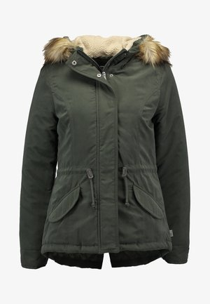 ONLNEW LUCCA  - Parka - peat