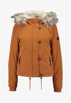 PEYTON  - Zimní bunda - pumpkin spice