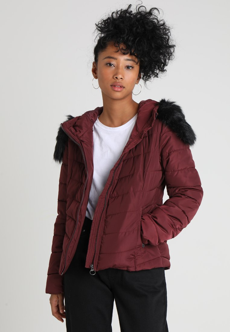 ONLY - Winter jacket - port royale/black