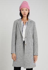 ONLY - ONLCARRIE - Halflange jas - light grey - 0