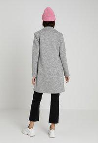 ONLY - ONLCARRIE - Halflange jas - light grey - 2