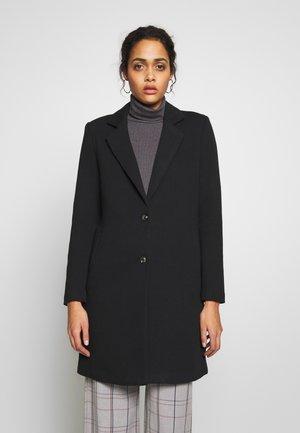 ONLCARRIE - Short coat - black/solid