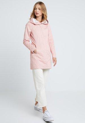 Krótki płaszcz - rose tan