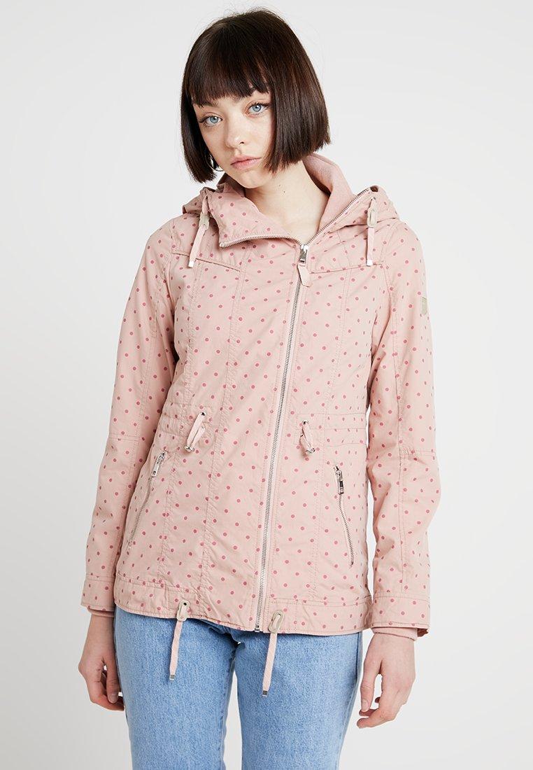 ONLY - ONLTINA SPRING - Summer jacket - misty rose
