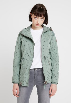 ONLTINA SPRING - Summer jacket - chinois green